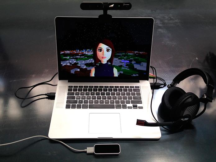 High Fidelity, o metaverso que promete uma imersão inédita com dispositivos como Oculus Rift e Kinect (Foto: Divulgação)